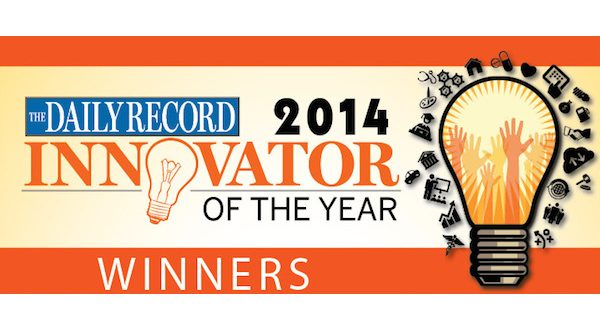 Innovator of the Year 2014