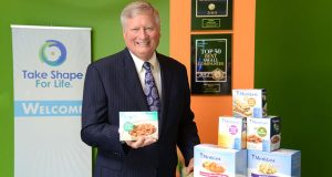 Michael C. McDonald, CEO of Medifast Inc. (File photo)