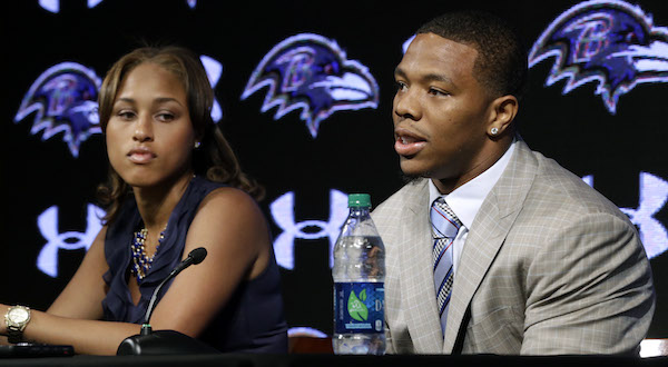 Ray Rice, Janay Rice