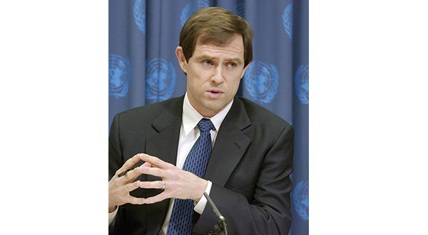 UN official named dean at UM public policy school