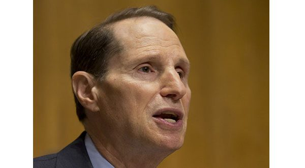 Senate Finance Committee Chairman Sen. Ron Wyden, D-Ore. (AP Photo/Jacquelyn Martin, File)