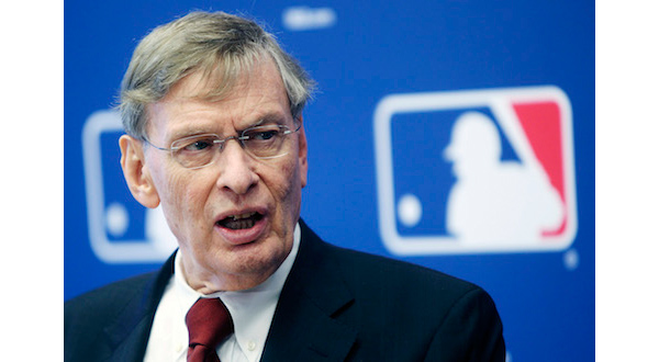 MLB convenes in Baltimore to vote on Selig successor