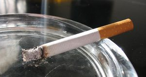 Hopkins' public health school bans tobacco – sort of