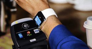 Apple pushes digital wallet with Apple Pay
