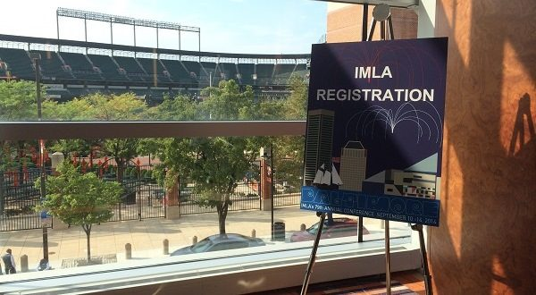 The International Municipal Lawyers Association scheduled its annual conference to coincide with the Star-Spangled Spectacular in Baltimore.  (The Daily Record/Lauren Kirkwood)