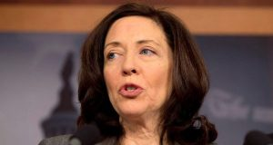 Sen. Maria Cantwell, D-Washington, chairwoman of the Senate Committee on Small Business & Entrepreneurship, has introduced legislation that would make it easier for women-owned companies to get loans and government contracts. (AP Photo/Jacquelyn Martin)