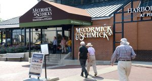 McCormick & Schmick's settles race discrimination suit for $1.3M
