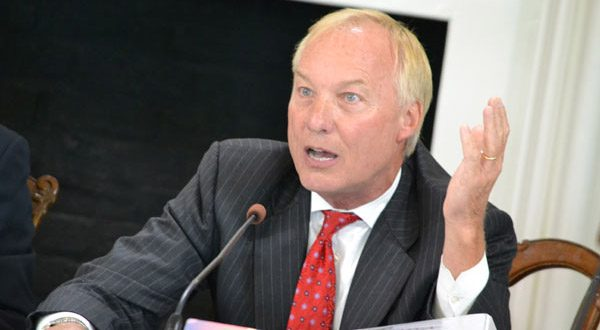 Comptroller Peter V.R. Franchot called on Gov. Larry Hogan and the General Assembly to refrain from major changes to state taxes or regulations for at least the next three years. (File photo)