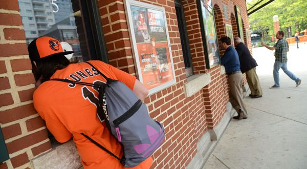 O's fans secure tickets ahead of possible division-clinching game