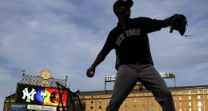 Jeter honored before finale at Camden Yards