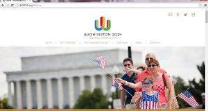 Kevin Plank wants a Washington Olympics
