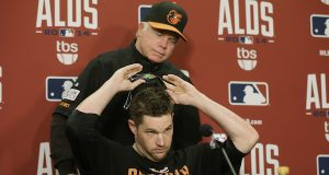 Orioles host ALCS Friday, Saturday