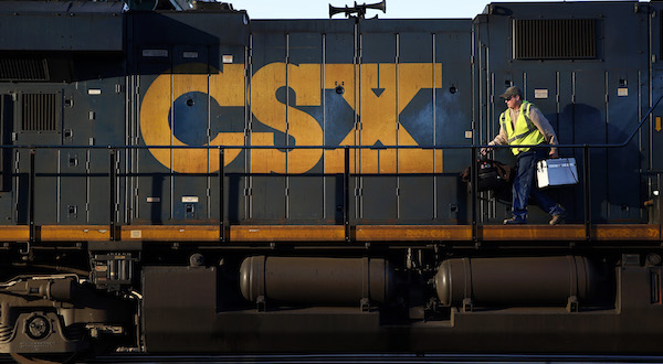 Canadian Pacific ends CSX deal talks