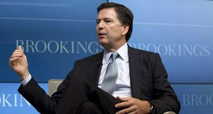FBI director warns against cellphone encryption
