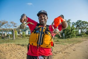 Maryland S Flying Fisherman Goes Viral Maryland Daily