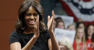 First lady to rally voters for Anthony Brown