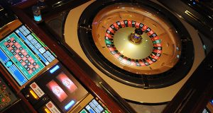 A Roulette Wheel at Maryland Live.(The Daily Record/Maximilian Franz)