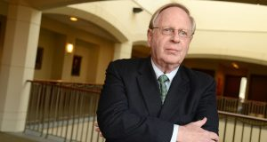 Michael Greenberger, Law School Professor at the University of Maryland Francis King Carey School of Law.(The Daily Record/File Photo)