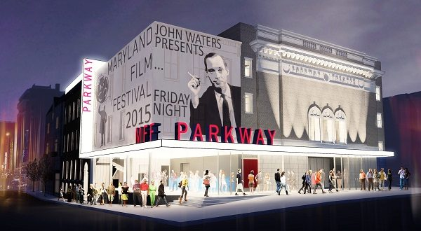 Parkway Theater _film center rendering
