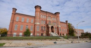 Historic orphanage in Baltimore will reopen as health center