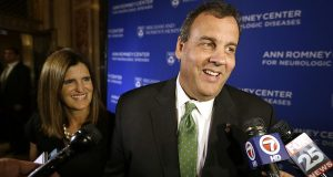 Christie appearing for Hogan again