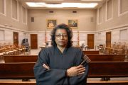 Baltimore judge takes temporary suspension by consent