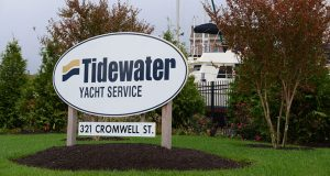 Tidewater Yacht Service Center is challenging a $116,000 fee it was charged when it paid its loan off a few months early. (The Daily Record/Maximilian Franz)