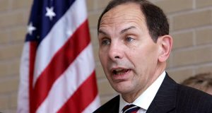 Veterans Affairs Secretary Robert McDonald