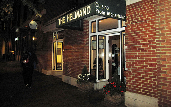 Never mind crabs in baltimore try afghan food maryland for Afghan cuisine restaurant