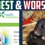 Good news for health exchange; bad news for Baltimore rats