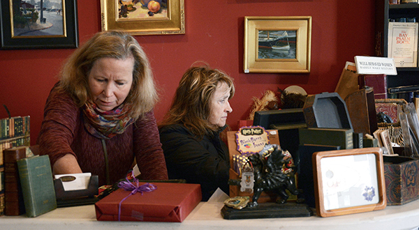 Eclectic capital treasure is a community affair