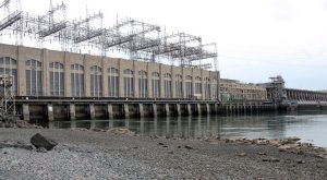 The Conowingo Dam in northern Maryland is about five miles from the Pennsylvania border and 10 miles from the Chesapeake Bay on the Susquehanna River. . (Photo: JESSICA WILDE/CAPITAL NEWS SERVICE)