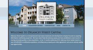 Delancey Street Capital wants to buy struggling Baltimore apartments