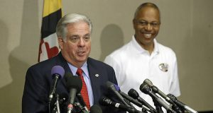 Hogan pledges bipartisan administration