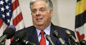 Hogan taps Getty as legislative chief