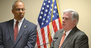 Hogan names chief of staff, legislative director
