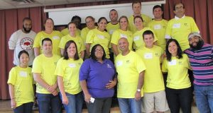 Ernst & Young celebrate Connect Day with Y Head Start