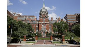 Hopkins sues insurer over exchange plans