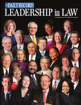 Leadership in Law cover image 2011