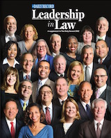 Leadership in Law cover image 2012