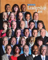 Leadership in Law cover image 2013
