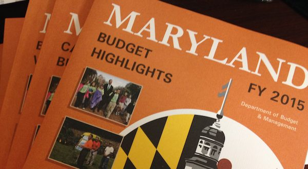 Maryland's Fiscal 2015 Budget