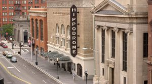 Hippodrome sued over lack of closed captioning for performances
