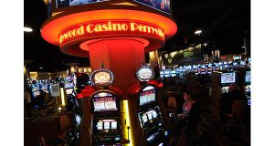 If approved by the Maryland Lottery and Gaming Commission, the elimination of 300 machines would reduce projected state revenues by $1.2 million. (The Daily Record/Maximilian Franz)