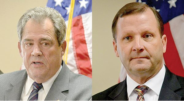 Gov.-elect Larry Hogan announced the appointment of four more senior staff members, including Veterans Affairs Sec. George W. Owings III and former Maryland Insurance Commissioner Al Redmer. (The Daily Record/Bryan P. Sears)