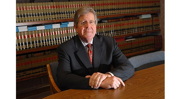 Richard M. Karceski, chairman of the Governor's Commission to Reform Maryland's Pretrial System, said the proposals in the final report 'serve as an important step forward for pretrial reform in Maryland.' (The Daily Record/Maximilian Franz)
