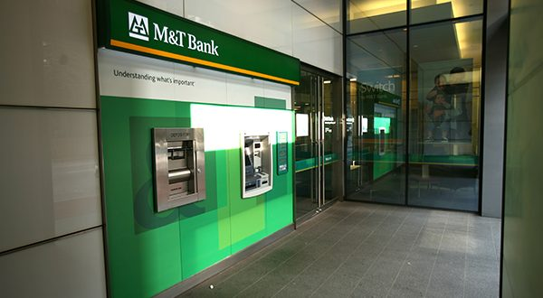 M&T Bank has maintained its regional dominance in SBA lending, the bank's officials say. (File photo)