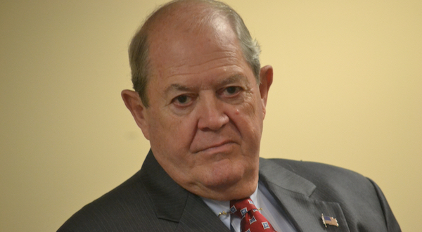 Evans withdraws name from DNR appointment