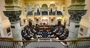 Budget hangs over Md.'s 2015 legislative session