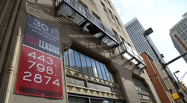 A report by the commercial real estate firm Transwestern found that suburban apartment rentals are driving the metropolitan markets. (The Daily Record/Maximilian Franz)